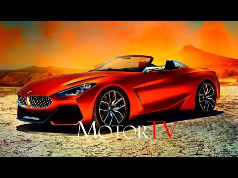 ALL NEW 2018 BMW Z4 CONCEPT l OFFICIAL PICS l PREVIEW l SLIDESHOW