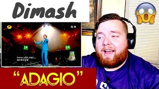 "Dimash | ""Adagio"" Singer 2017 