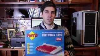 Recensione   AVM Fritz!Box 3390