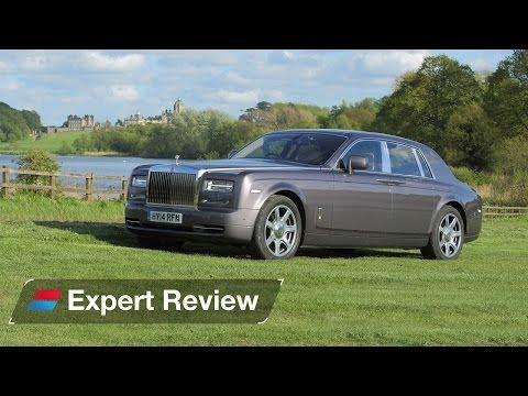 Rolls-Royce Phantom saloon expert car review