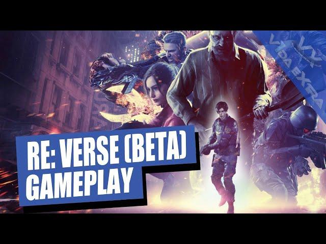 Resident Evil Re:Verse, jugamos la Beta del multijugador zombie de Capcom