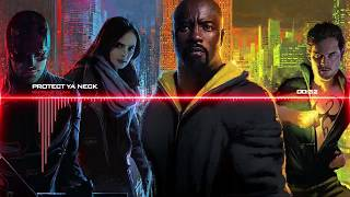 [The Defenders] Wu Tang Clan   Protect Ya Neck (Full Lyrcis)