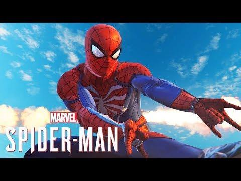 Прохождение Marvel's Spider Man [PS4] - Третий стрим [Финал игры]