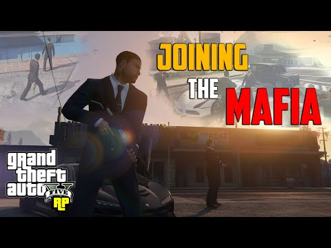 JOINING THE MAFIA! (GTA RP)