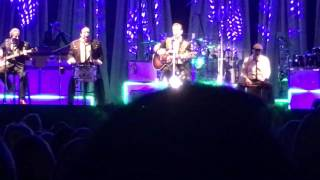 Chris Isaak's / You owe me some kind of love / Humphreys - SD, CA / 7/17/17