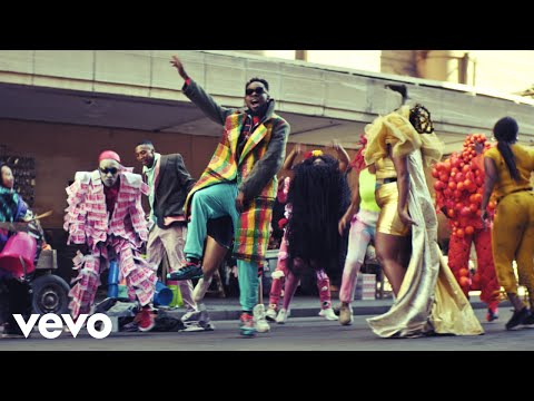 Patoranking – Open Fire (Official Video) ft. Busiswa