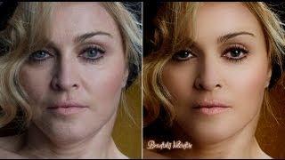 Смотреть онлайн Урок фотошопа: как сделать профессиональную ретушь