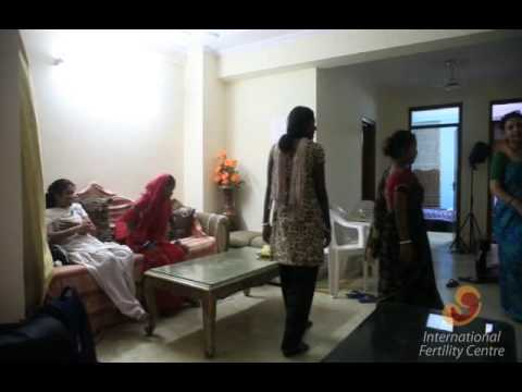 Life-of-Surrogate-Mother-at-Surrogacy-Home-in-New-Delhi-India