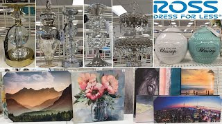 ROSS Glam Home Decor * Wall Decor   Shop With Me 2020