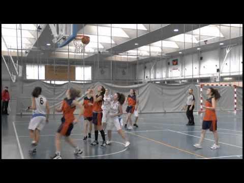 Burlada vs Liceo Monjardin. Junior Femenino