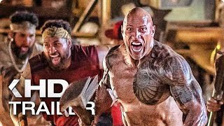 FAST & FURIOUS: Hobbs and Shaw Trailer 2 (2019)