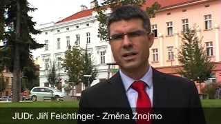 preview picture of video 'JUDr. Jiří Feichtinger, Ph.D. - Změna Znojmo (2014)'