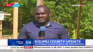 Parts of Kisumu County ravaged by floods