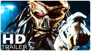 THE PREDATOR Trailer (2018) - Video Youtube