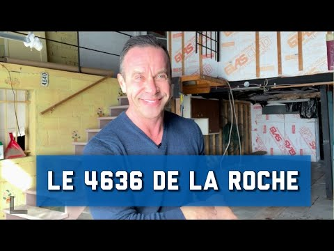 Le 4636 de la Roche | Immobilier Montreal