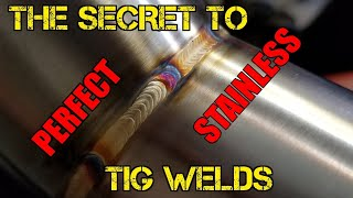 TFS: The Secret to Perfect Stainless TIG Welds