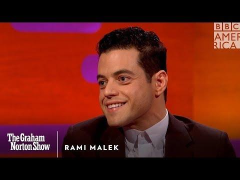 Rami Malek vypomohl svému bráchovi při zkouškách