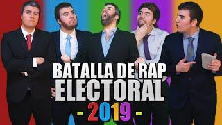 BATALLA DE RAP ELECTORAL 2019 | Keyblade