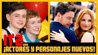 """COMIENZA EL RODAJE DE IT 2 """"PERDEDORES ADULTOS Y PERSONAJES NUEVOS"""""""