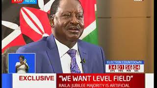 Raila Odinga: Project Kenya can work if we realise the Kenyan dream