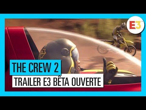 Trailer Bêta Ouverte – Commencez votre histoire de The Crew 2