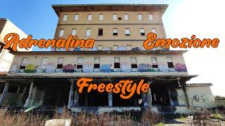 MEGA BANDO FPV Freestyle | Adrenalina, Emozione Freestyle.