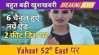 New Punjabi Channel Add On Intelsat 20 at 68 5°East | PTC