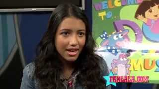 Fanlala First Look: The Voice Behind Dora the Explorer