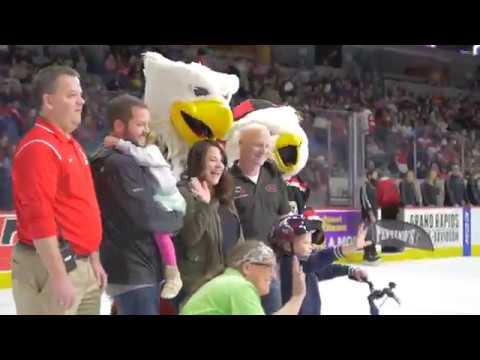 Moose vs. Griffins   Apr. 12, 2019