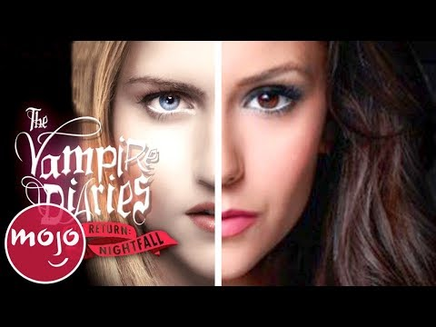 Top 10 Differences Between The Vampire Diaries Books & TV Show