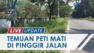 Kronologi Temuan Peti Mati di Pinggir Jalan Cilegon & Terbuka, Polisi Lakukan Penyelidikan