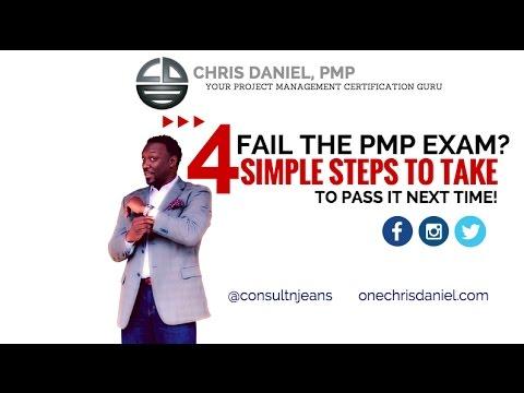Failed the PMP Exam? 2017 Simple Strategies - YouTube