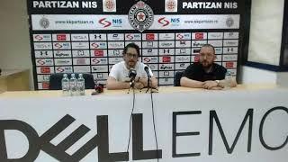 "Andrea Trinkijeri posle pobede nad Zvezdom: ""Ako me liga kazni, a tamo je 40 stepeni..."" | HD"