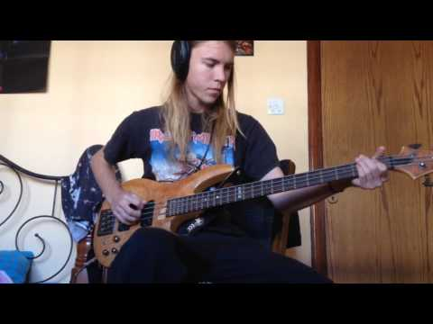 New Order - Singularity (Bass cover)