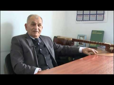 Arif Məmmədov adına Göyçay uşaq musiqi məktəbinin 60 illik yubileyi.