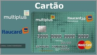 Multiplus Itaucard 2.0 Internacional Mastercard-  SERÁ QUE VALE A PENA?!!