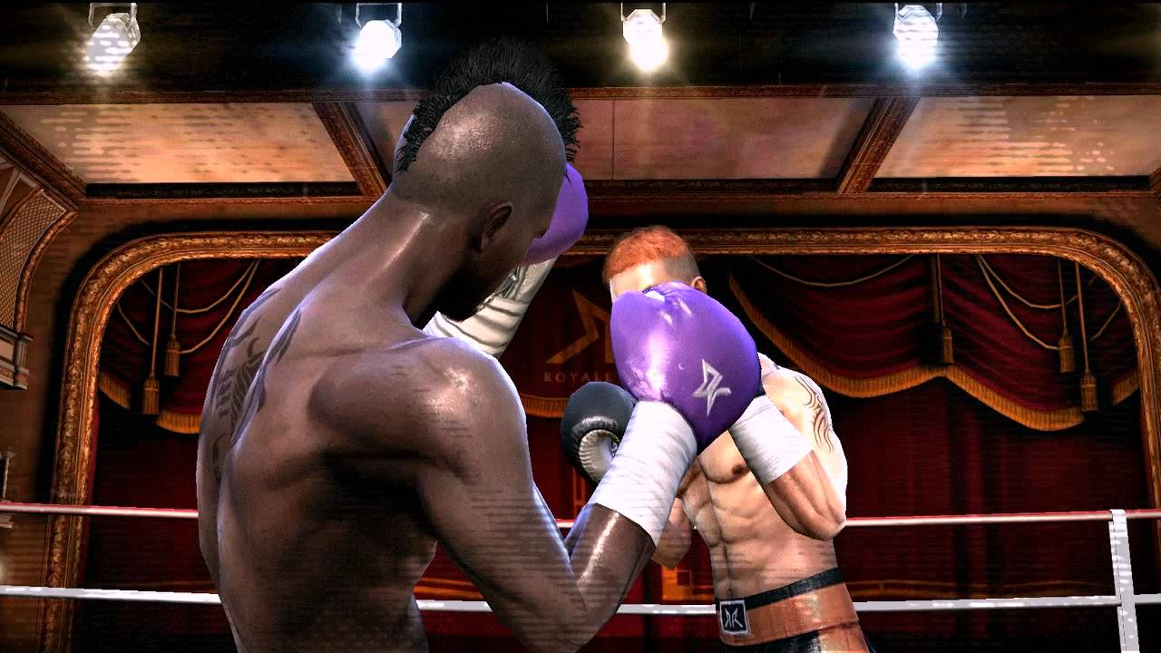This Striking Motion-Controlled iOS Boxing Game Is Completely Unreal