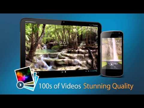 Vídeo do HD Video -  Fundos Animados
