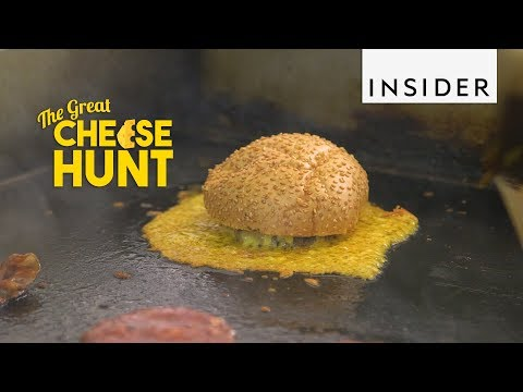 Cheese Skirt Burger, Napa Valley | The Great Cheese Hunt, Ep 5