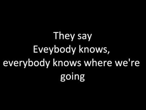 One Republic - All The Right Moves (Lyrics)