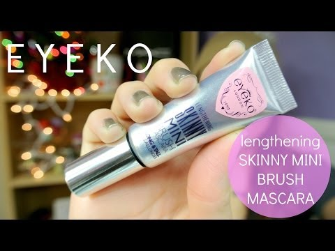 Mascara Wardrobe by Eyeko #10