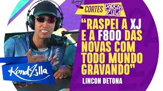 A DIFERENÇA ENTRE GRAU DE RUA E GRAU DE BOY – #ParçasZilla (KondZilla)