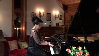Bohemian Rhapsody Queen Ulrika A. Rosén, piano. (Piano Cover)