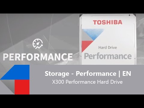 """Toshiba X300 (10TB, 3.5"""", CMR)"""