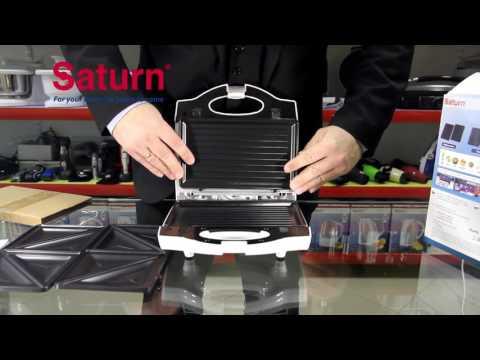 Saturn ST EC1081 Unboxing