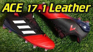 Adidas ACE 17.1 Leather (Red Limit Pack) - Review + On Feet