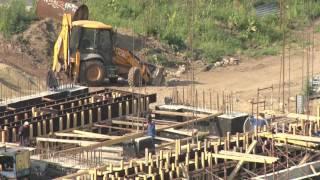 Строительство на Кок-Жайляу продолжается