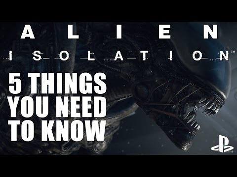 Six Things You Should Know About Alien: Isolation