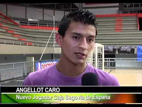 Angellot deja a Colombia en alto en el futbol sala