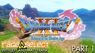 Dragon Quest XI: Echoes of an Elusive Age - The Dojo (Let's Play) Part 1